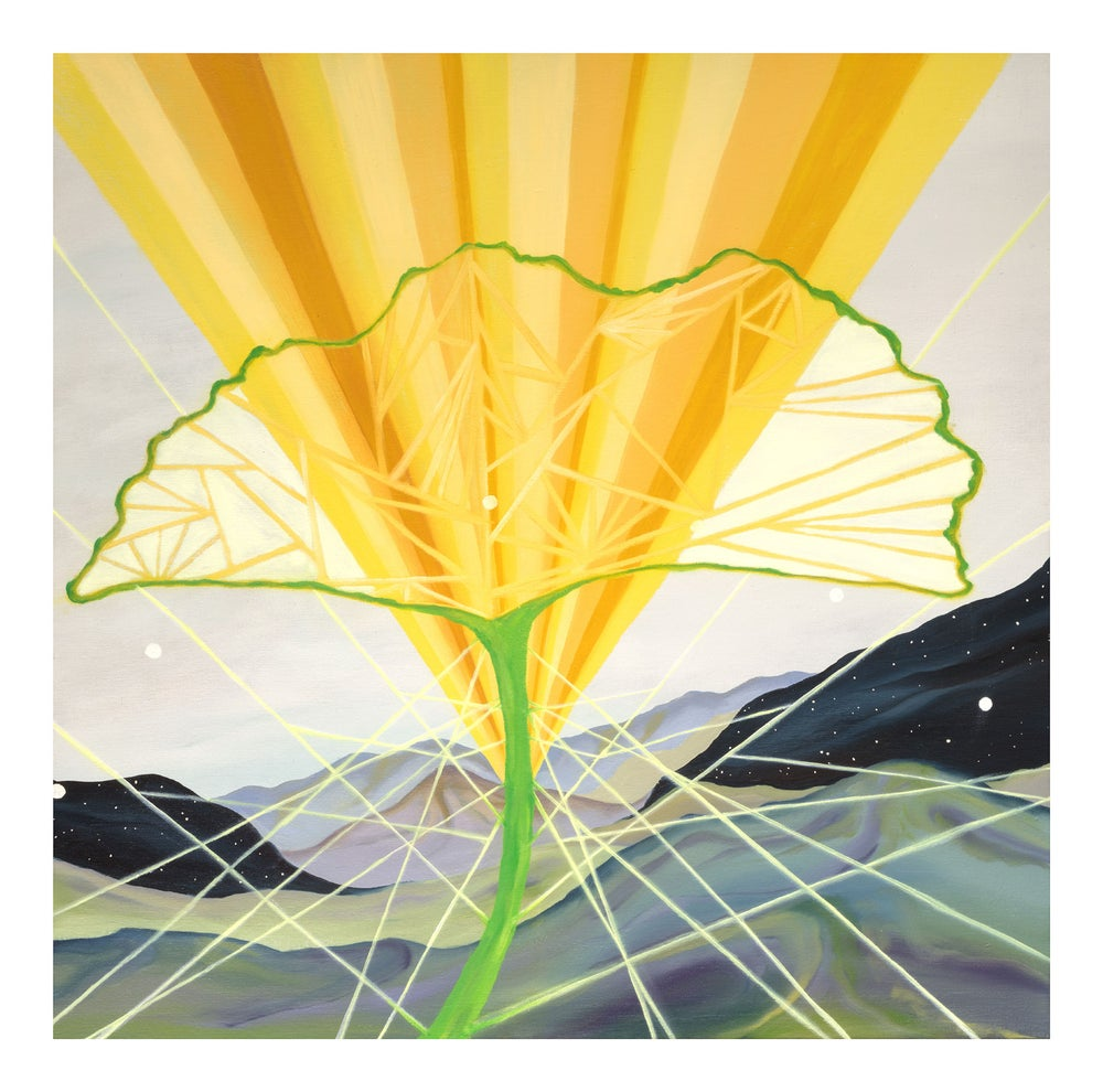 Image of Ginkgo Energy (print)