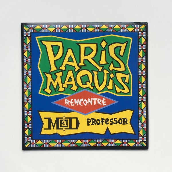 Image of PARIS MAQUIS / MAD PROFESSOR - LE GRAND MYSTERE 7""