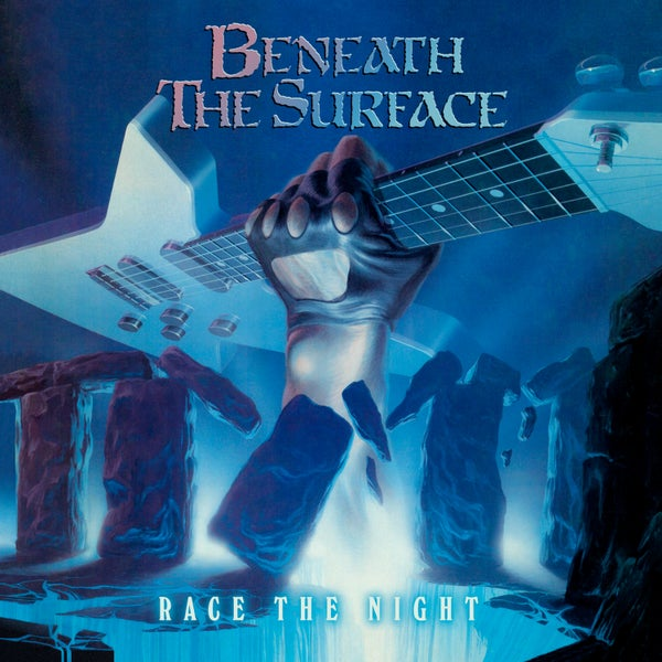 Image of BENEATH THE SURFACE - Race The Night (Deluxe Edition)