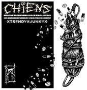 """Image of CHIENS """"Trendy Junky"""" 12""""EP - Single Sided - Etched B-Side -"""