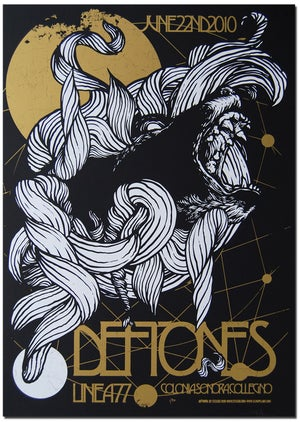 Image of DEFTONES - Collegno TO 2010