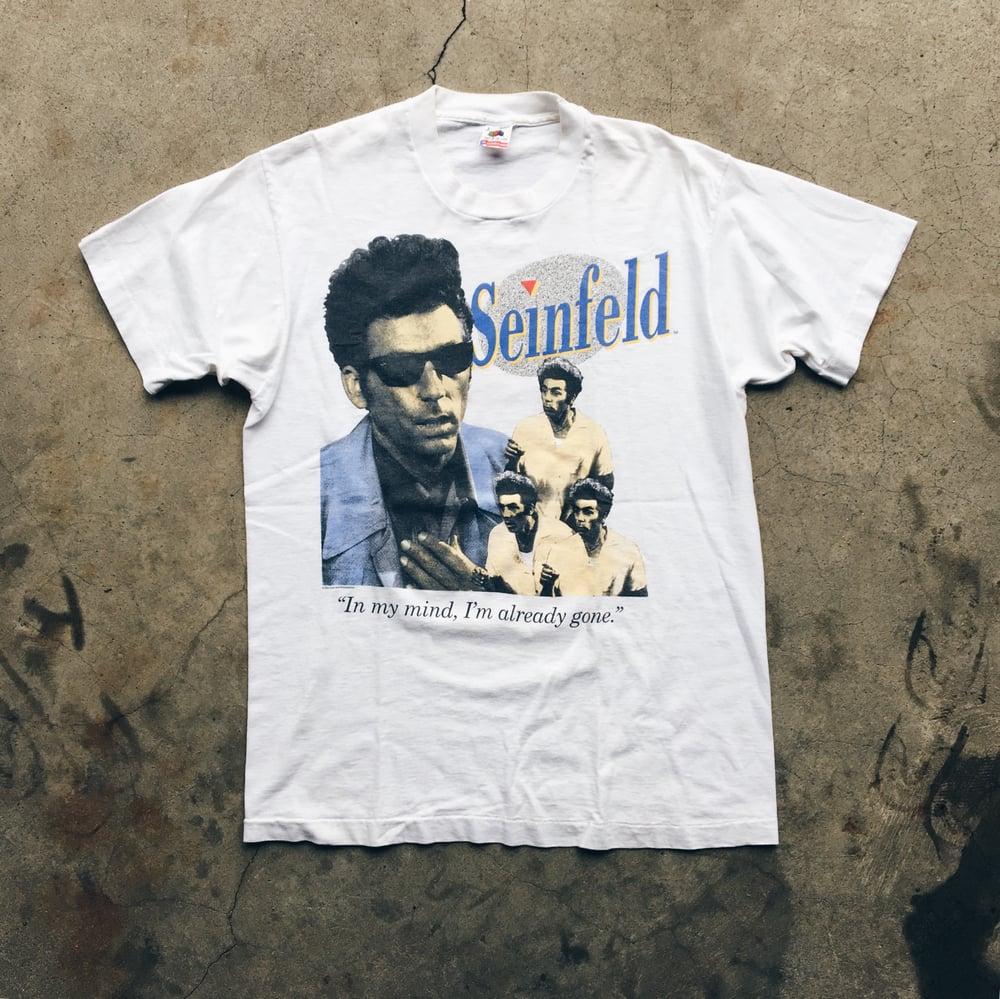 Image of Original 1993 Seinfeld Kramer Tee.