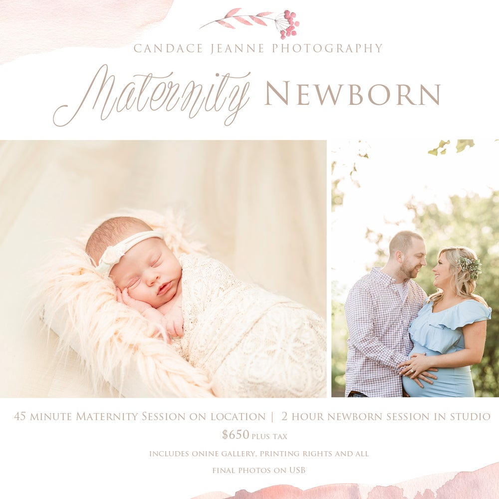 Image of Maternity & Newborn Package