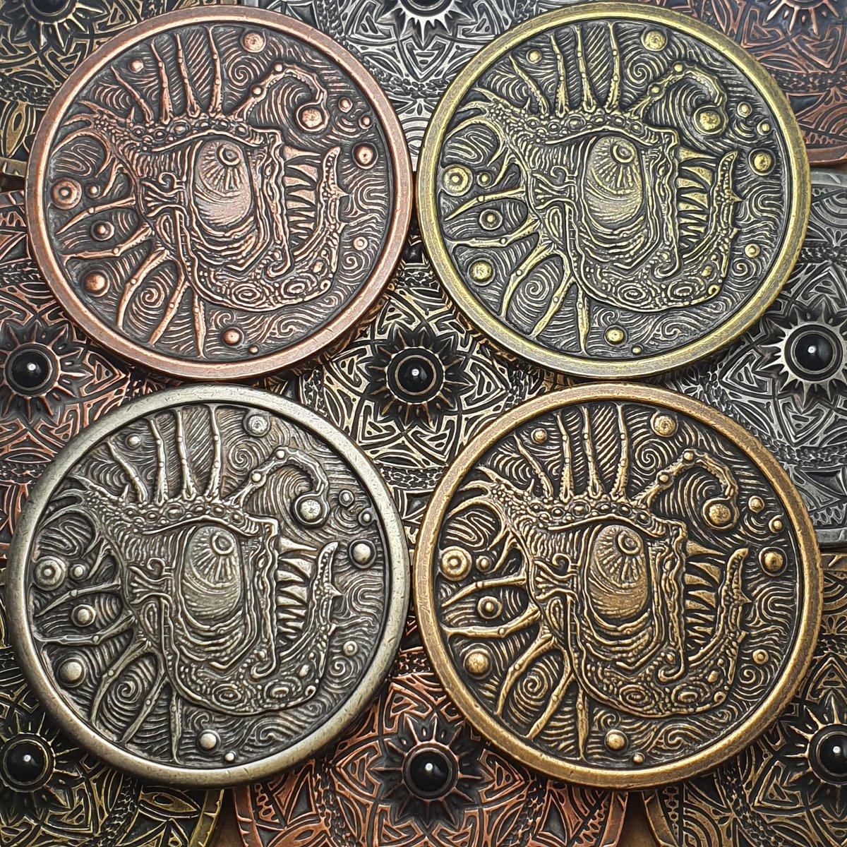 AngrRoll  Spinning Coin