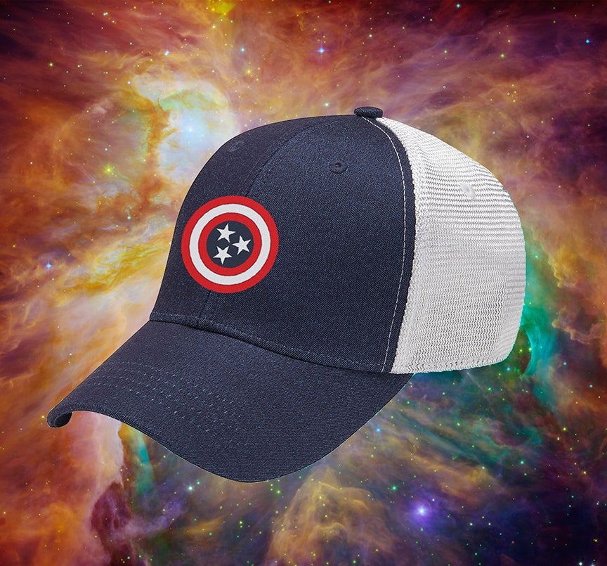Image of CAPTAIN TENNESSEE HAT