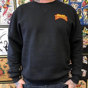 Image of Rocker Crew Neck Sweatshirt