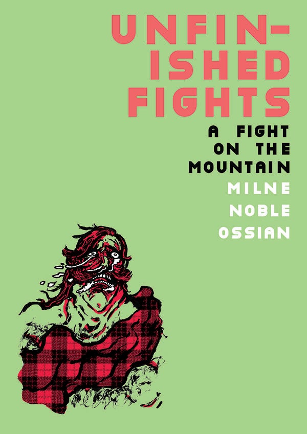 Image of Unfinished Fights 2: A Fight on the Mountain