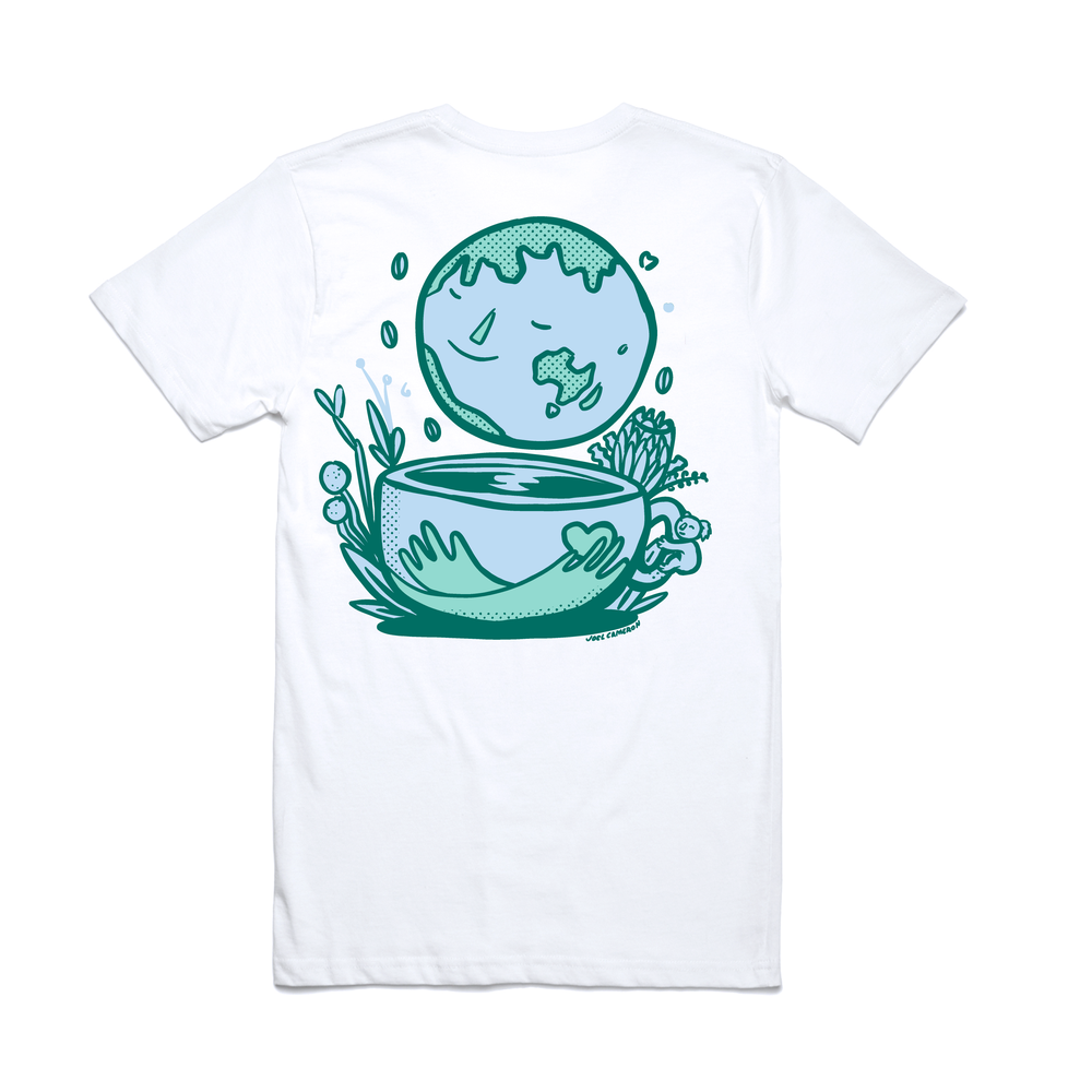 Image of The Great Roasters' Charity Ball Tee - PRINTING ONLY PRE-ORDERS BEFORE 3 FEB