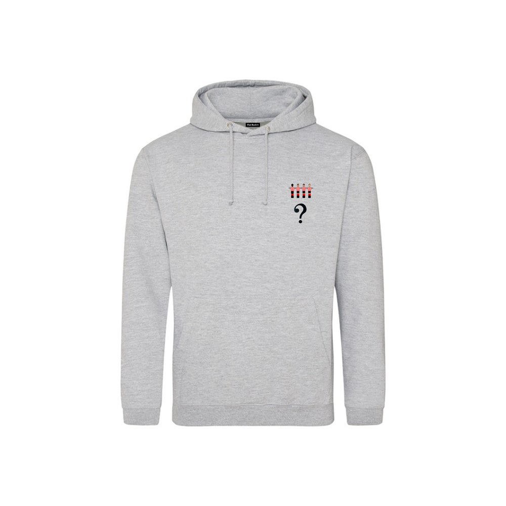 Request Your Club - Embroidered Hoodies