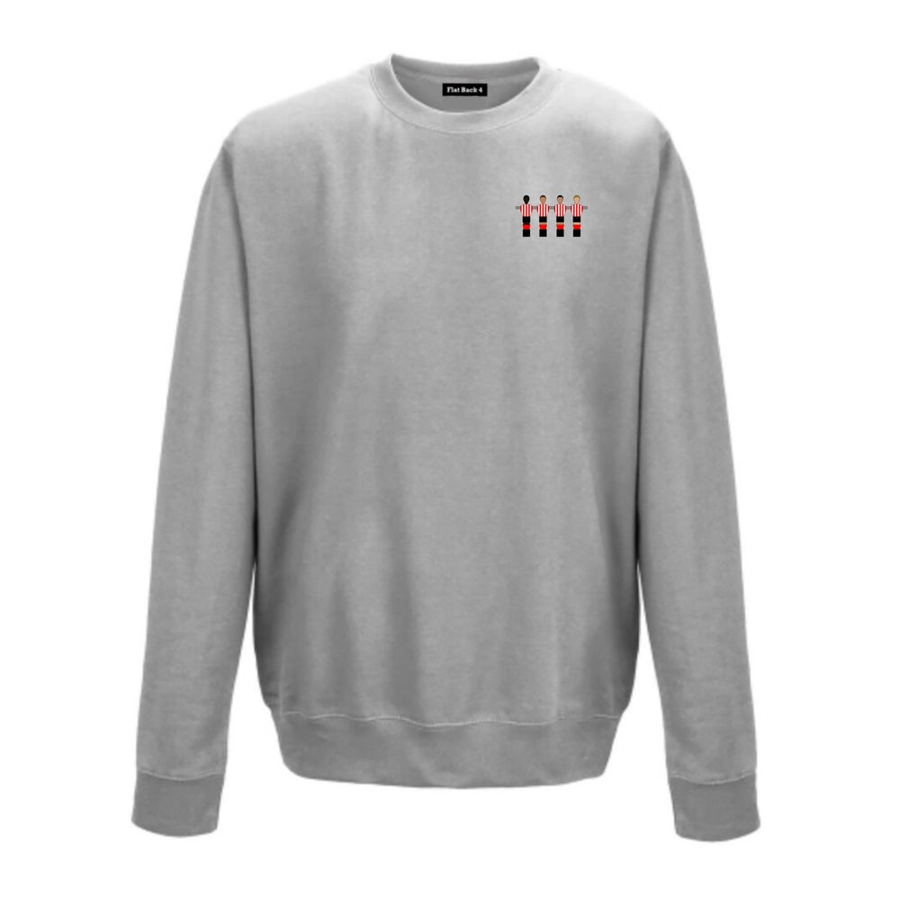 Kids Embroidered Club Jumpers