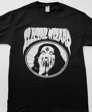 "Image of Electric Wizard "" Inverted Ankh Girl ""  T-shirt"