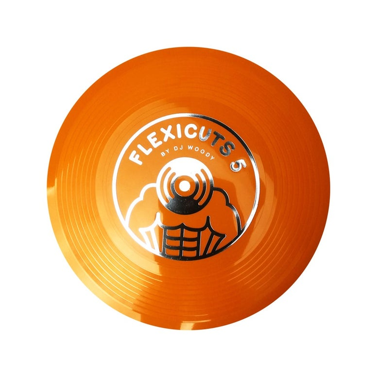 "Image of 7"" Flexidisc - FLEXICUTS 5 by DJ Woody - WWFD005"