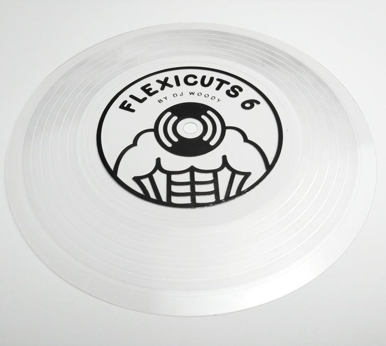"Image of 7"" Flexidisc - FLEXICUTS 6 by DJ Woody - WWFD006"