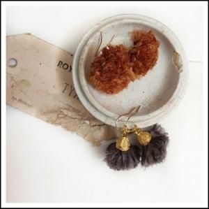 Image of Sari Silk Tassels