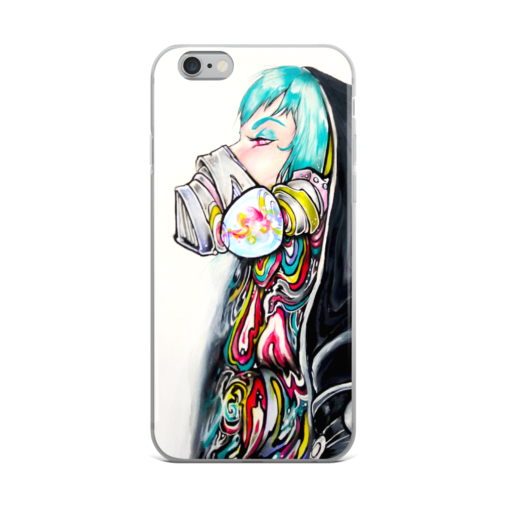 """Image of """"Afterlife"""" Iphone Case"""