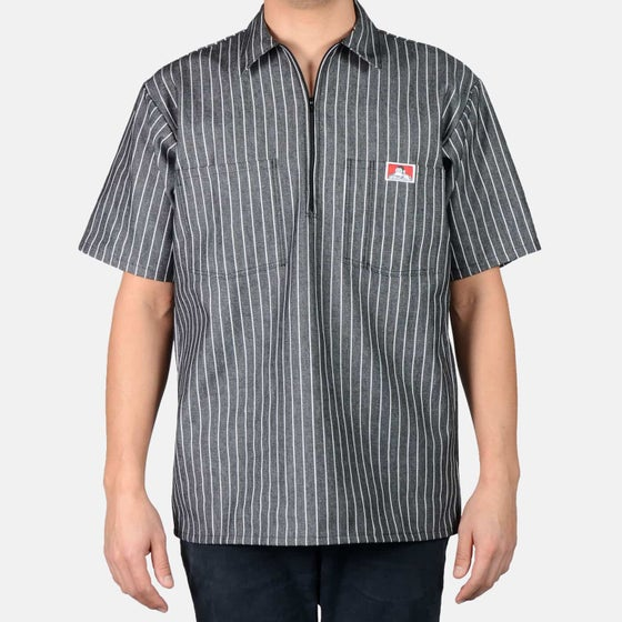 Image of Ben Davis Short Sleeve Stripe
