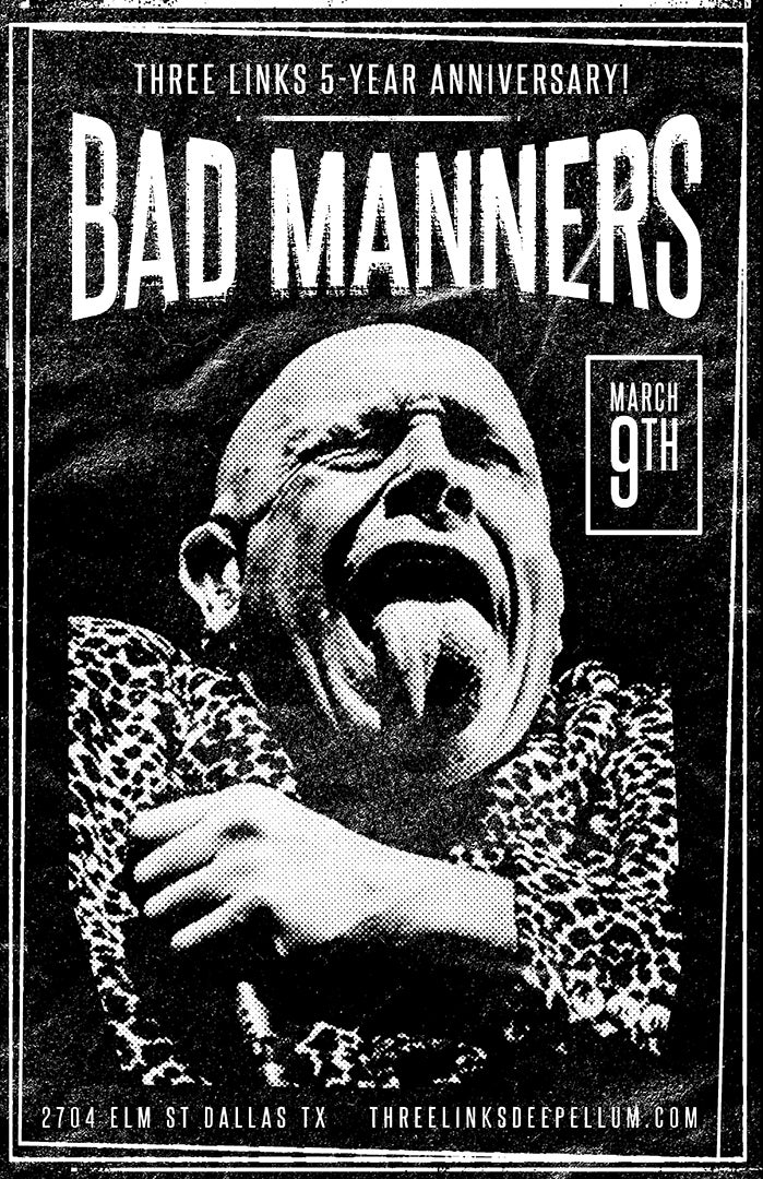 Bad Manners 2018