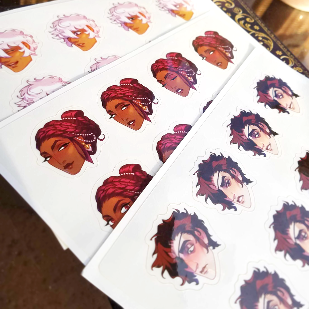 Image of Expression Stickers