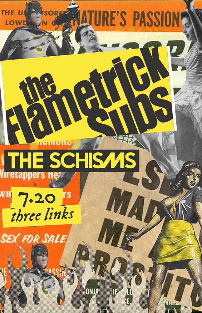 The Flametrick Subs, The Schisms 2018