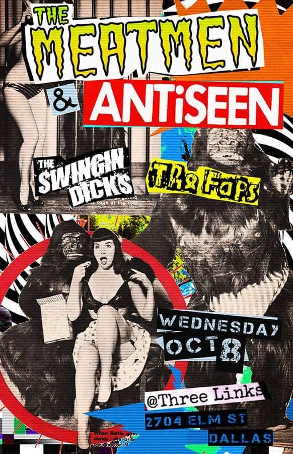 The Meatmen, Antiseen 2014
