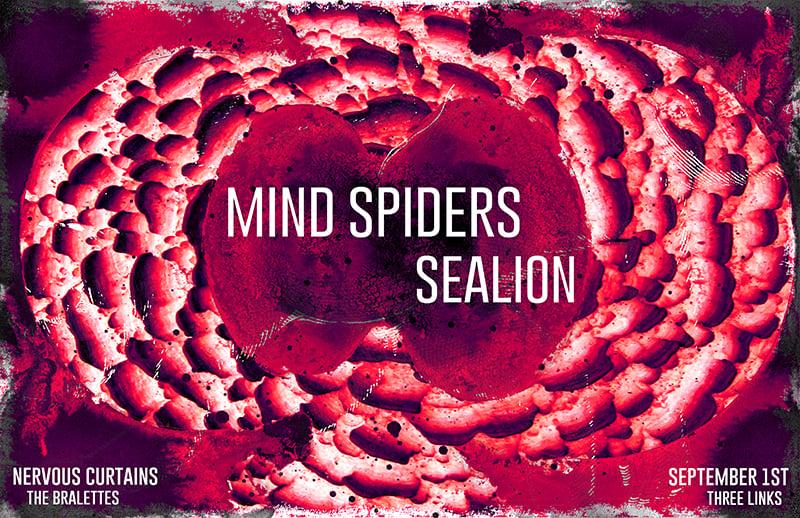 Mind Spiders, Sealion 2018