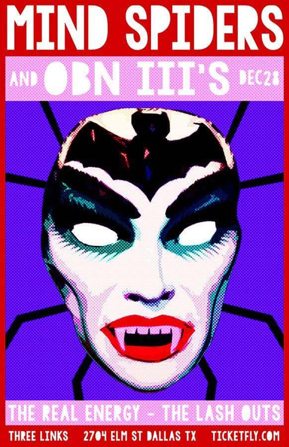 Mind Spiders, OBN IIIs 2013