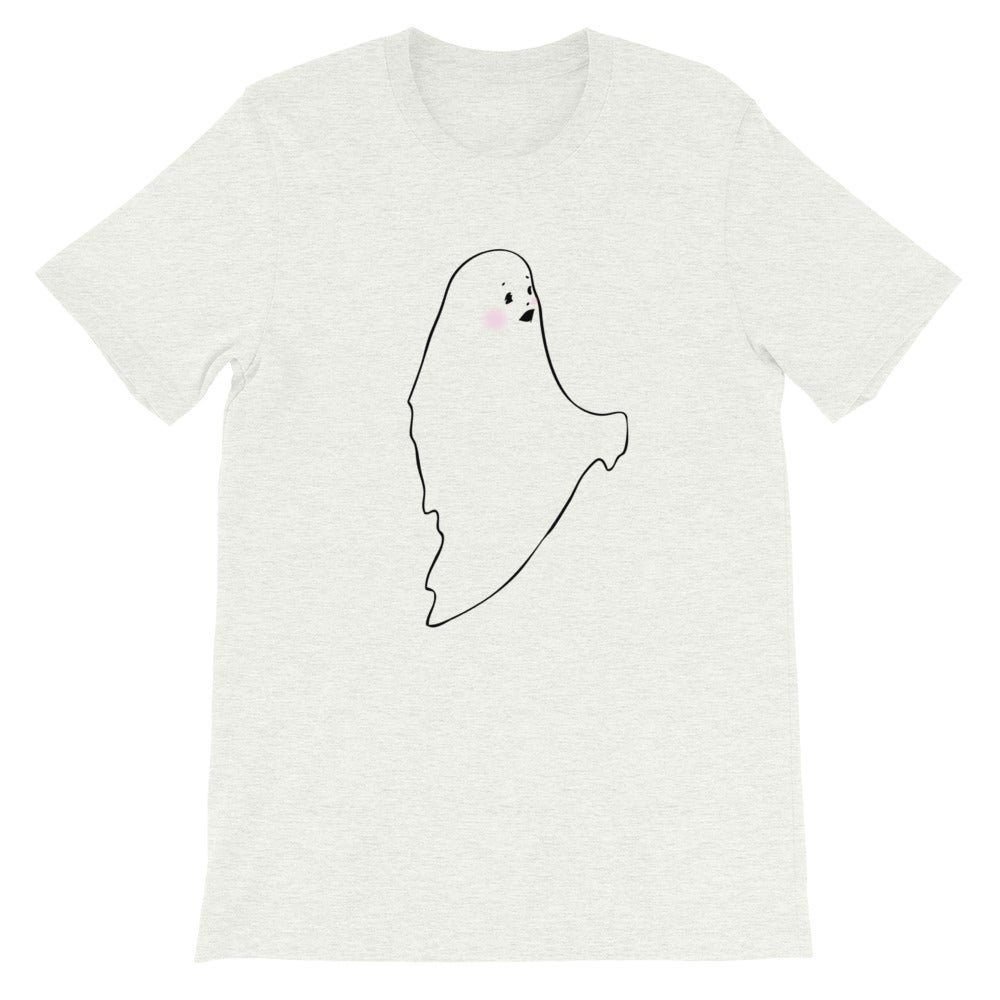 Image of Blushing Ghost - Unisex T-Shirt