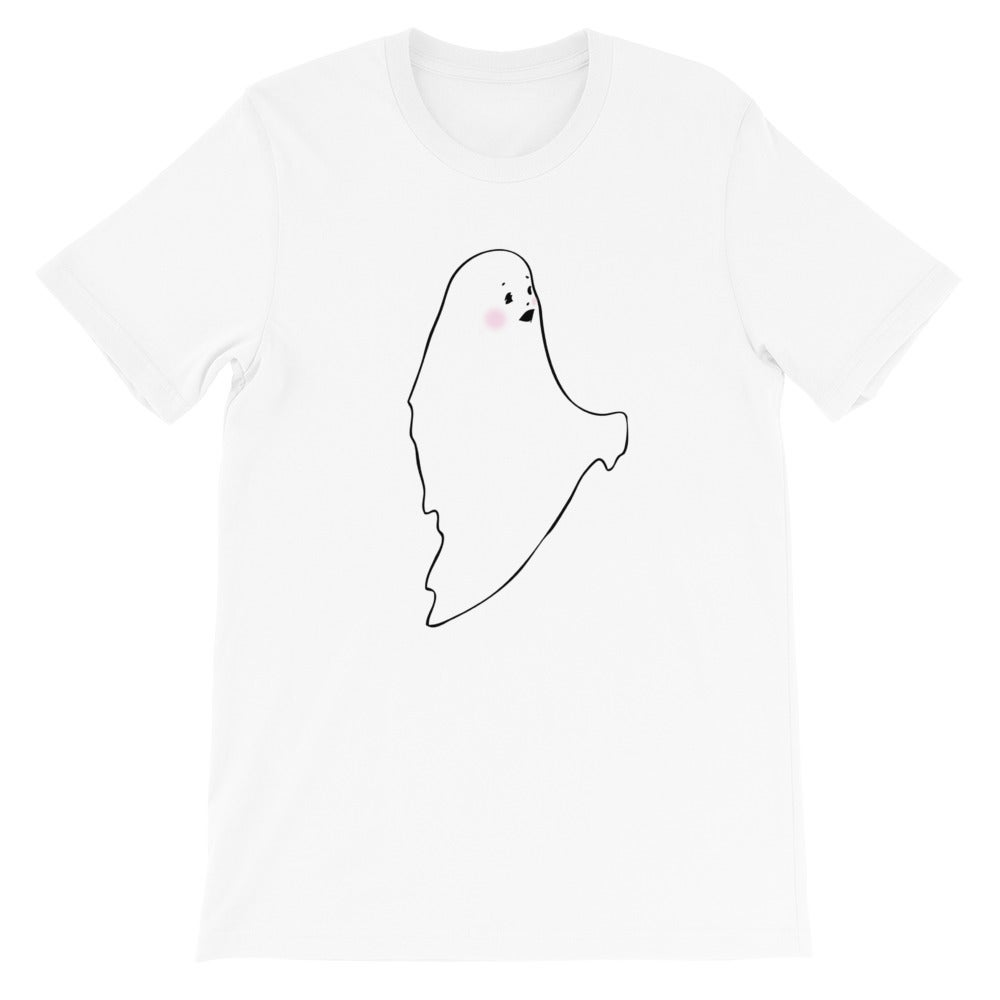 Image of Blushing Ghost - Unisex T-Shirt