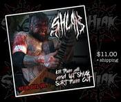Image of KILLER CUTS VOL. 1 best of shlak cd (pre order)