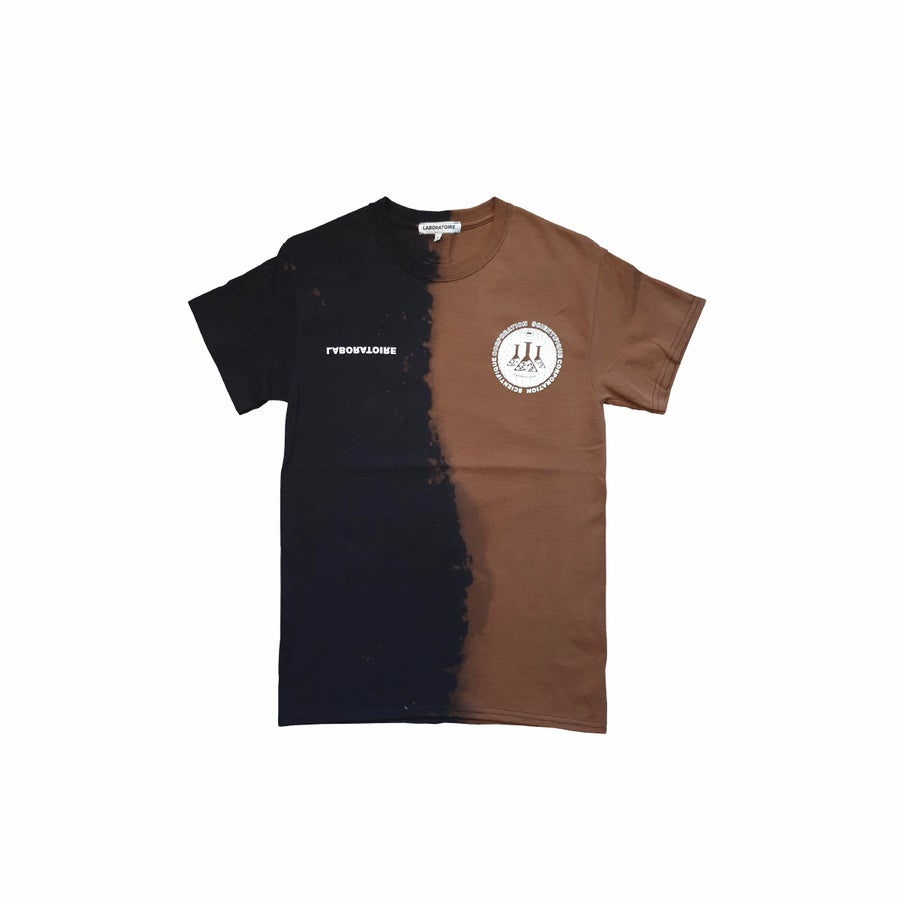 Image of CORPORATION TEE BLEACHED
