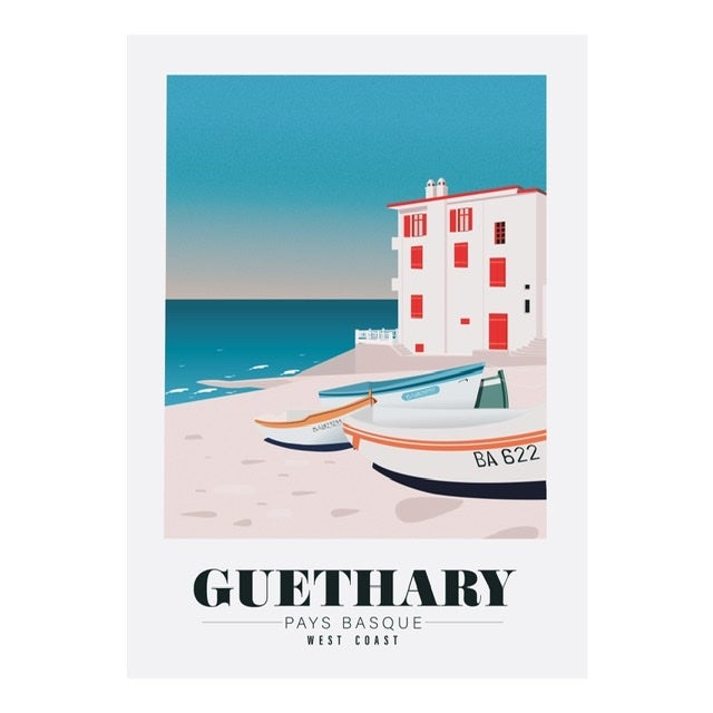 Image of Guethary