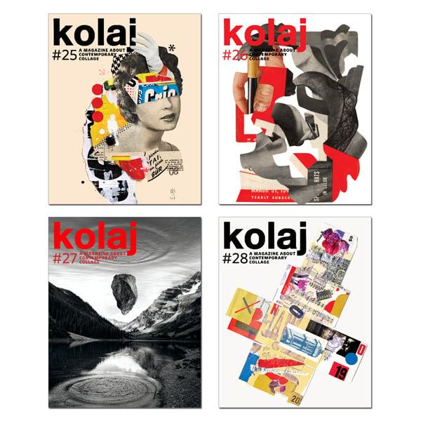 Image of Kolaj Year Seven Collectors Pack