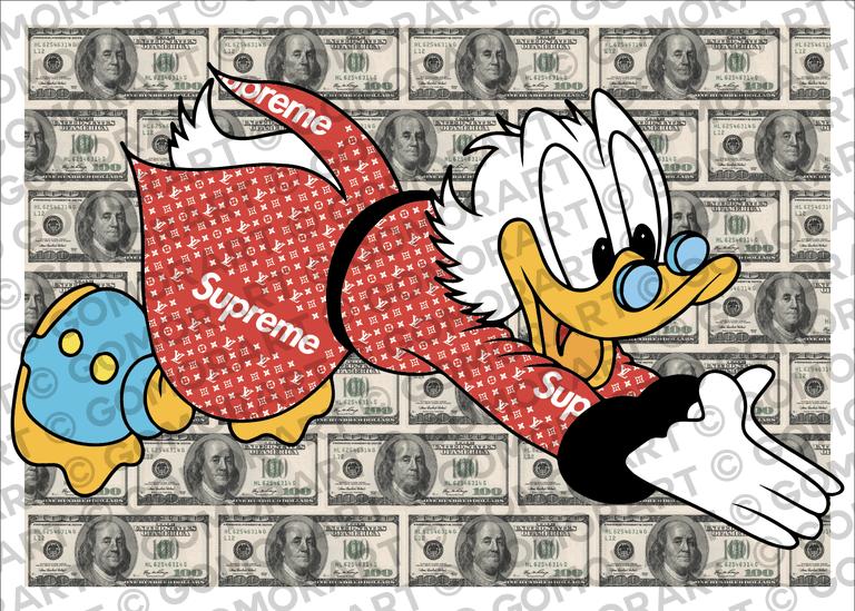 Image of Money Dive | Gomor
