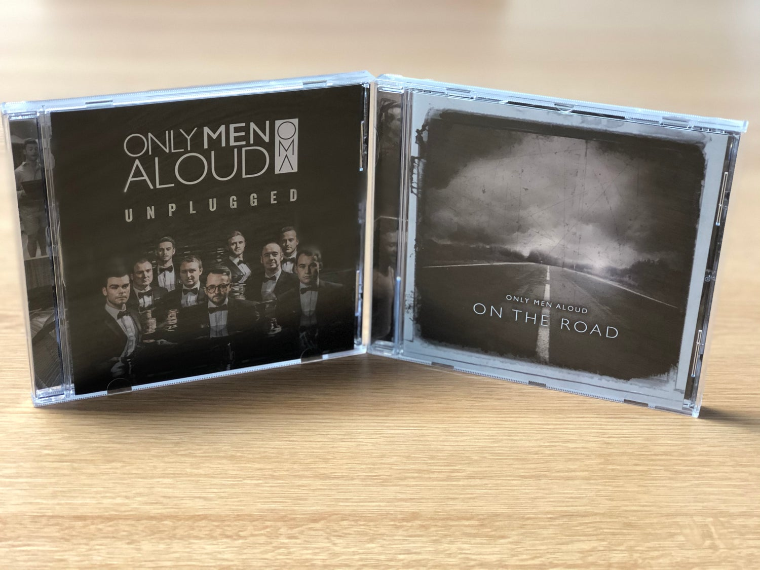 Image of On The Road & Unplugged CDs