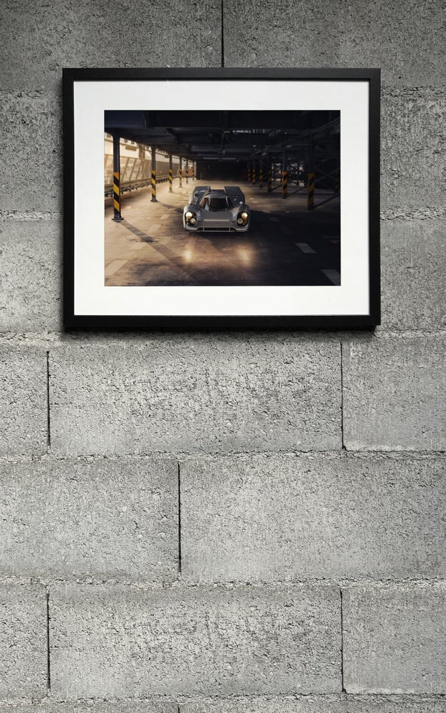 Image of 917 Count Rossi print 2