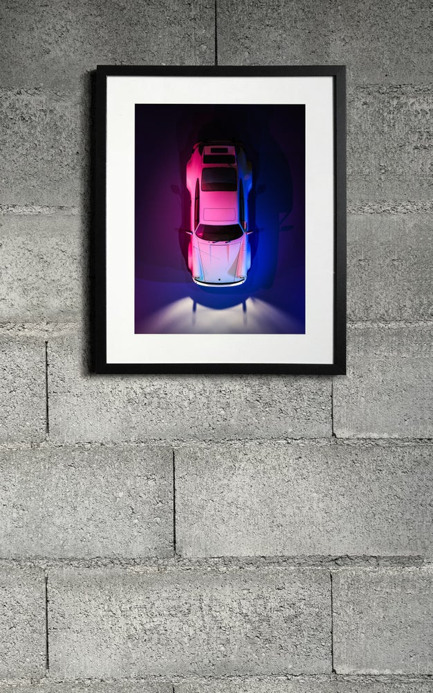"""Image of """"Legends of the 80s"""" 930 turbo"""