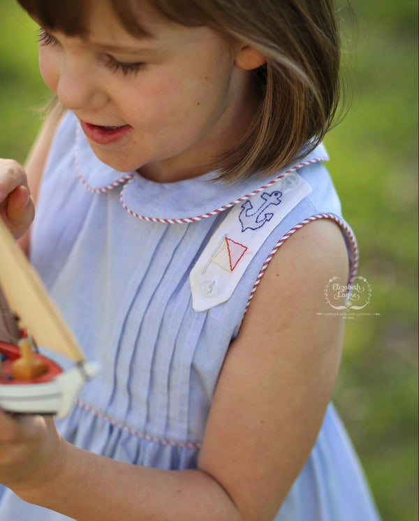 Image of Summer in Chambray Collection