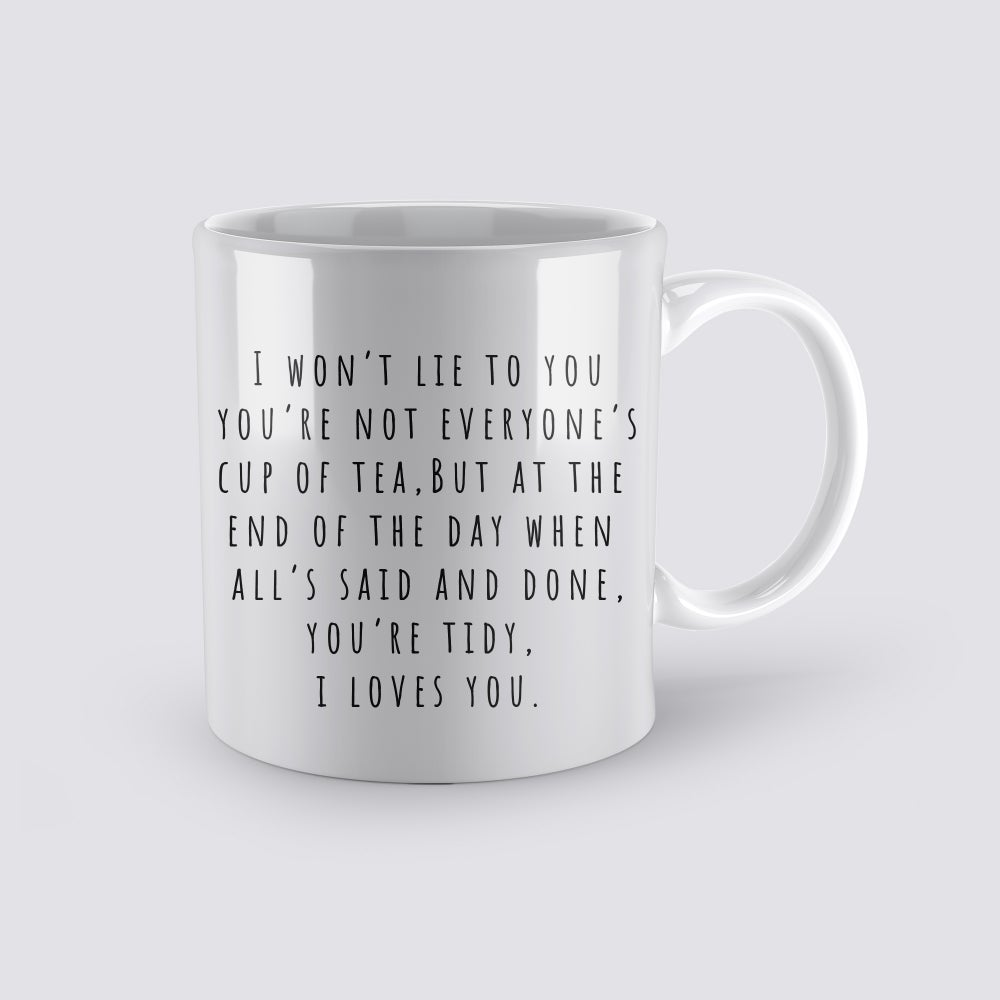 Image of Gavin And Stacey Inspired Valentines Coffee Mug