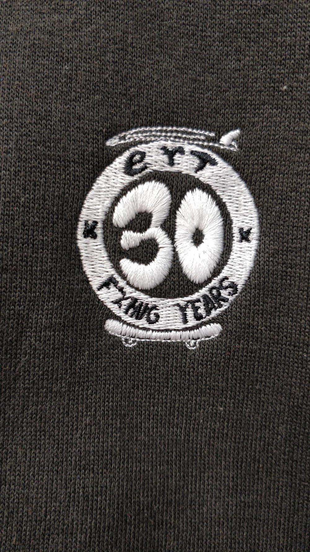 SUDADERA ERT 30 YEARS X JAVI CORELLANO