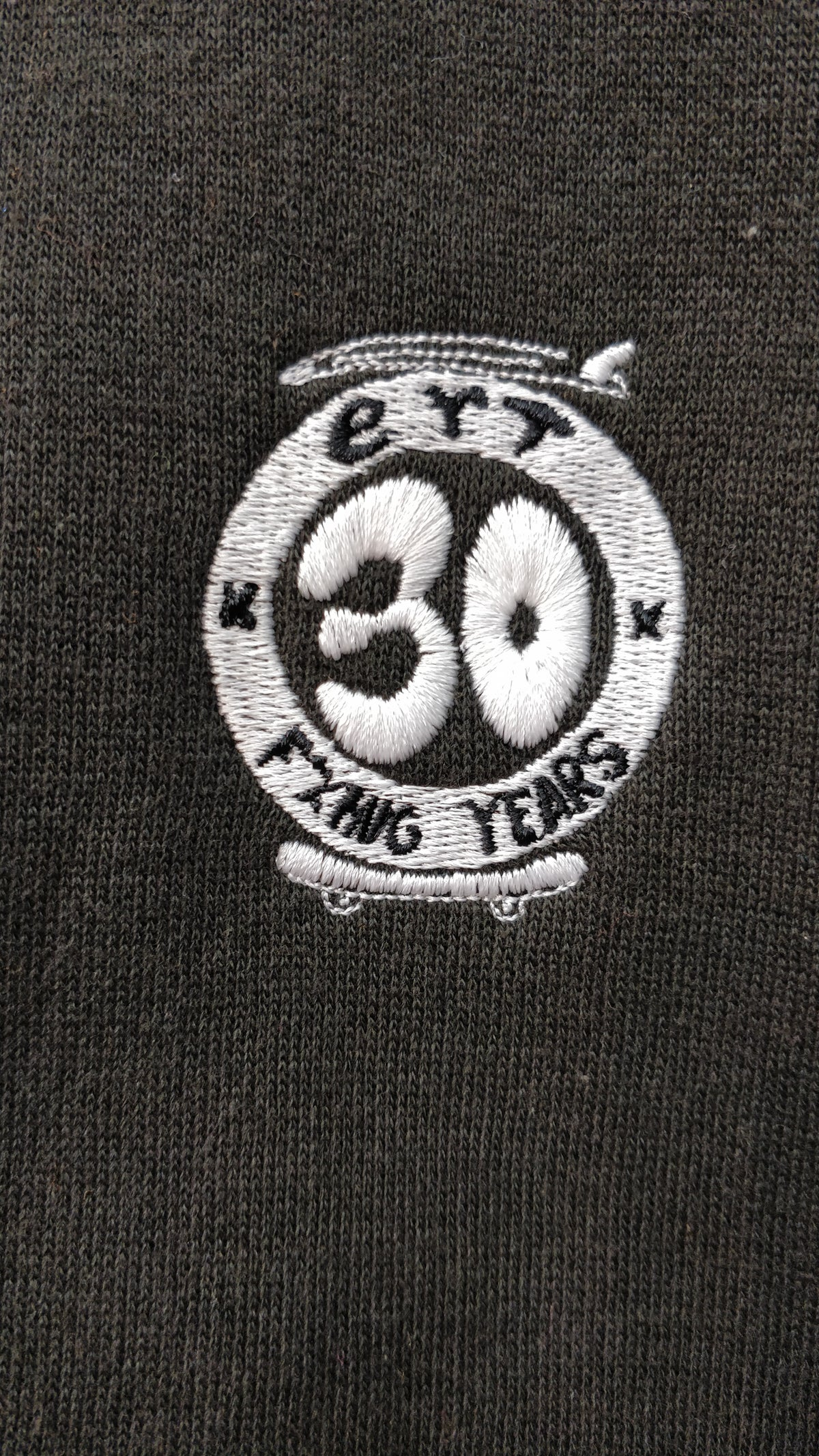 Image of SUDADERA ERT 30 YEARS X JAVI CORELLANO