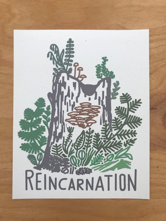 Image of Reincarnation Archival Print