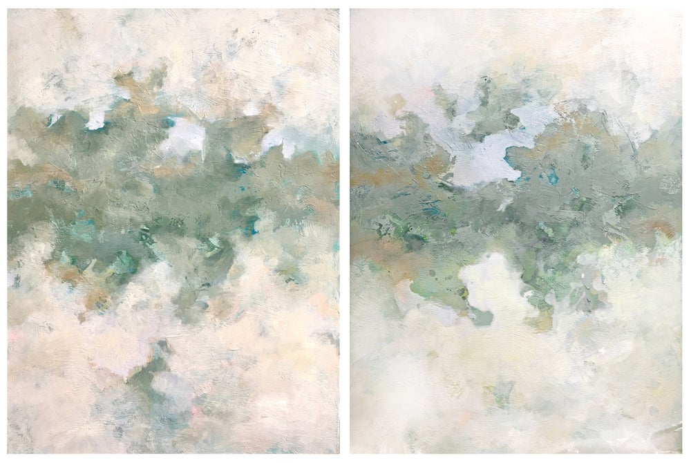 Image of Currents Diptych (pair)