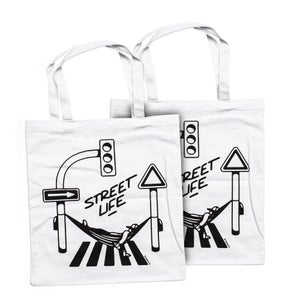 Image of MONTANA BAG STREET LIFE WHITE