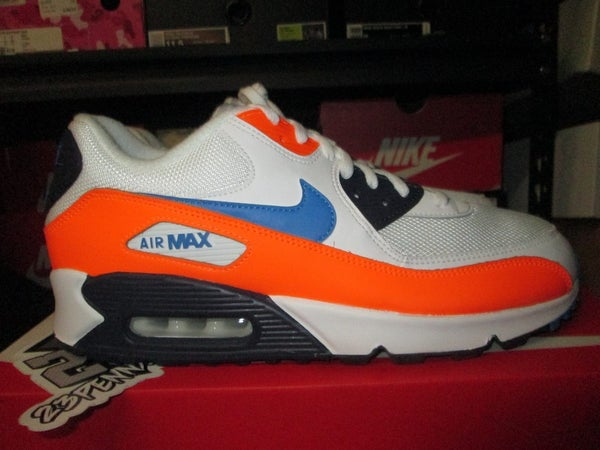 """Air Max 90 Essential """"Total Orange/Photo Blue"""" - FAMPRICE.COM by 23PENNY"""