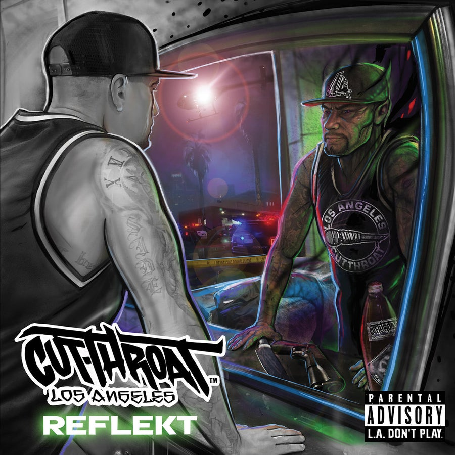 Image of Cutthroat LA - Reflekt CDEP