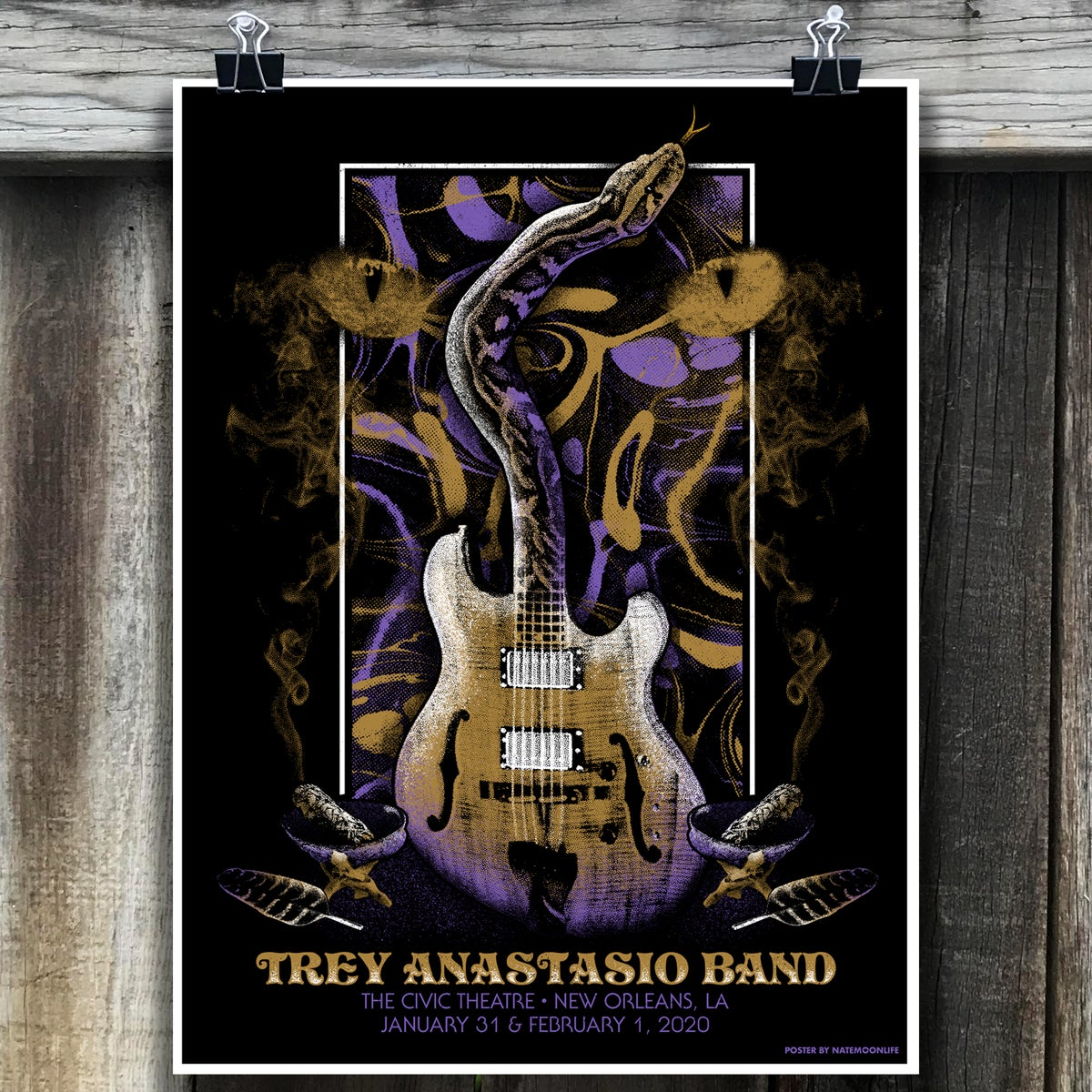Trey Anastasio Band • New Orleans 2020