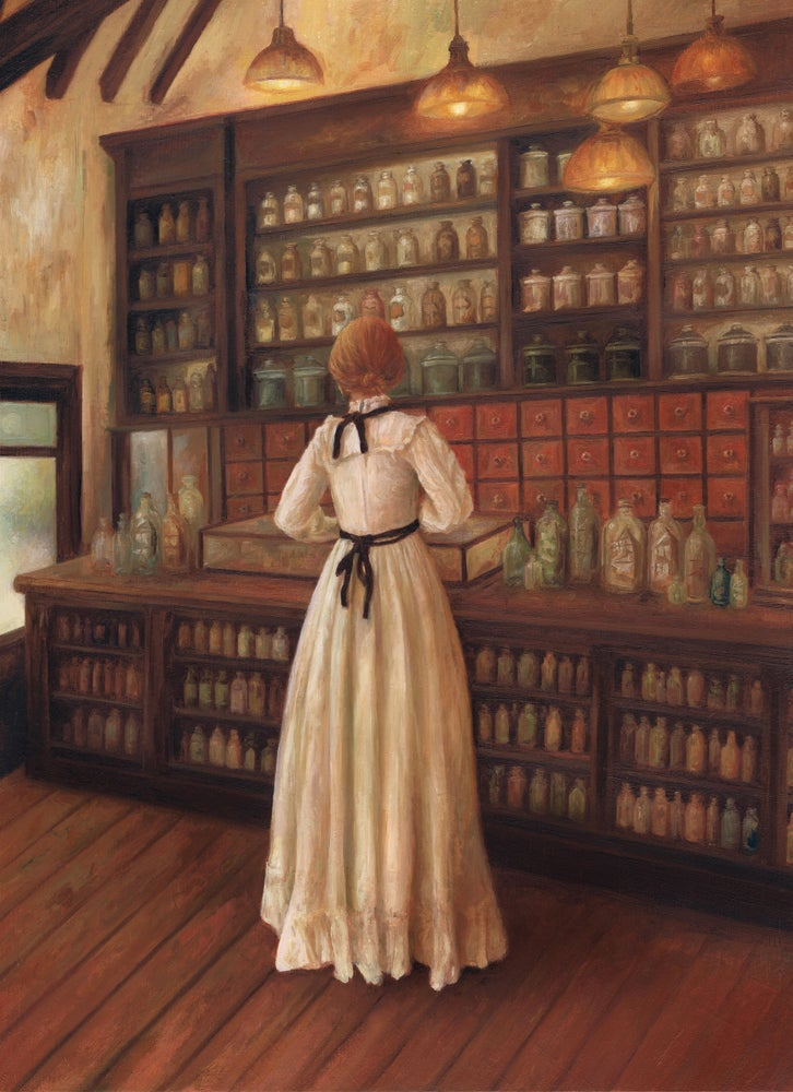 Image of 'The Apothecary' by Nom Kinnear King