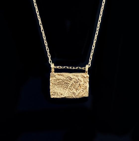 Image of LEOLA NECKLACE / 24k Gold-coated silver