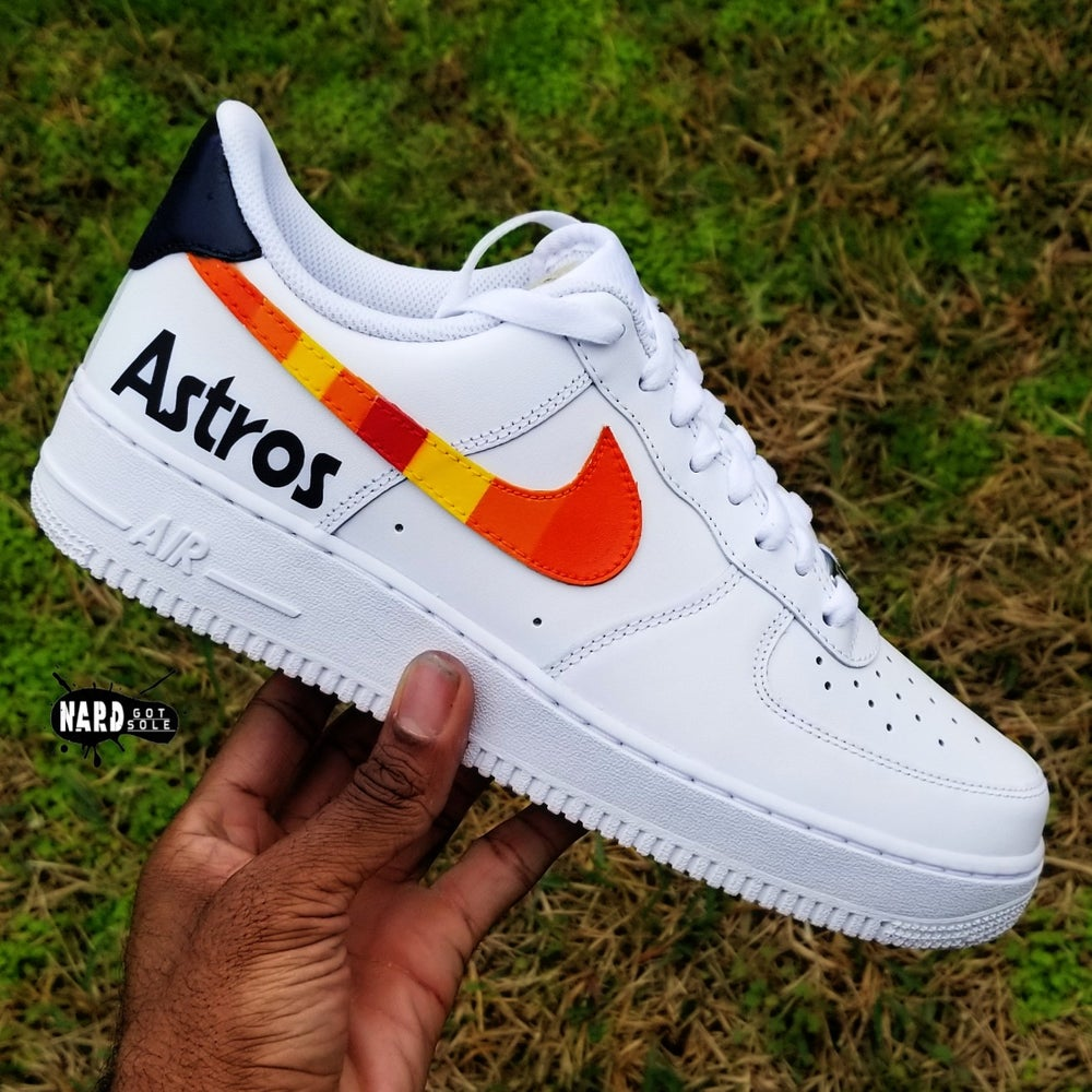 Image of Rainbow Check AF1