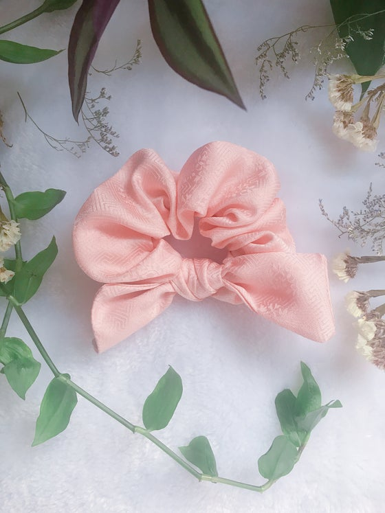Image of Baby Pink Scrunchie